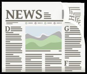 newspaper OpenClipartVectors